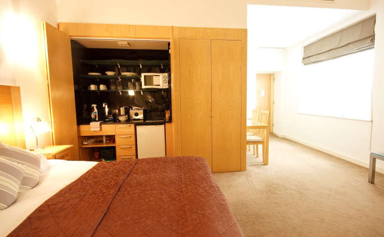 Executive Deluxe Studio near Hyde Park