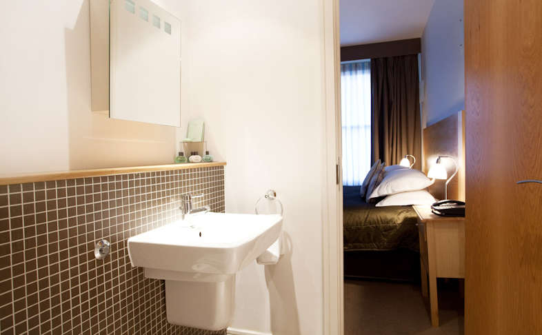 Central London Hotel Studio accommodation
