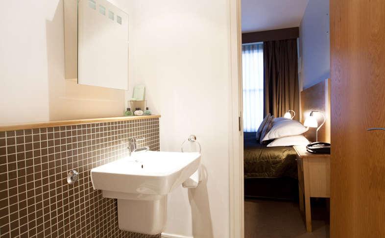 Central London Hotel Studio accommodation