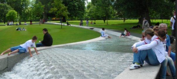 Princess Diana Memorial London
