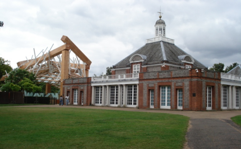 Hotel near Serpentine Gallery and Pavilion