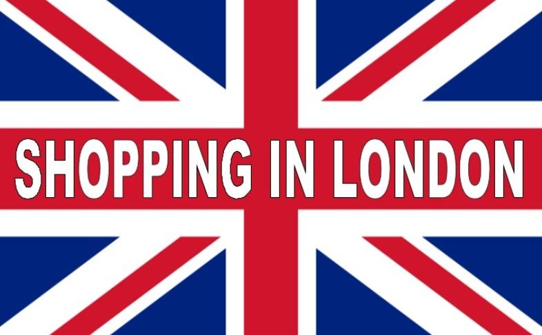 Shopping in London Hotel