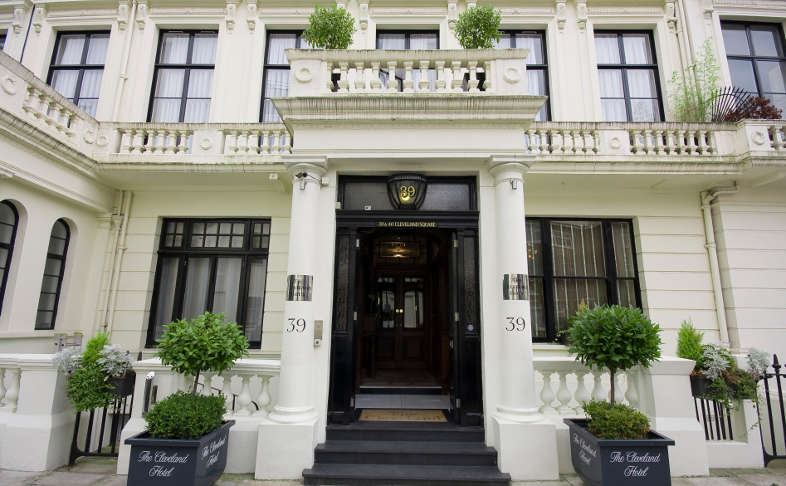 Cleveland hotel london bayswater hotels london hotels for Boutique hotels london