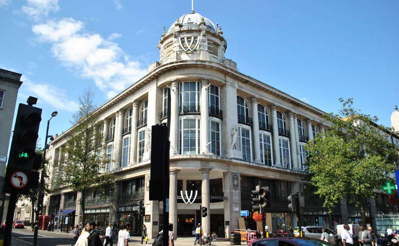 Marks & Spencer, Oxford Street, London | Shopping