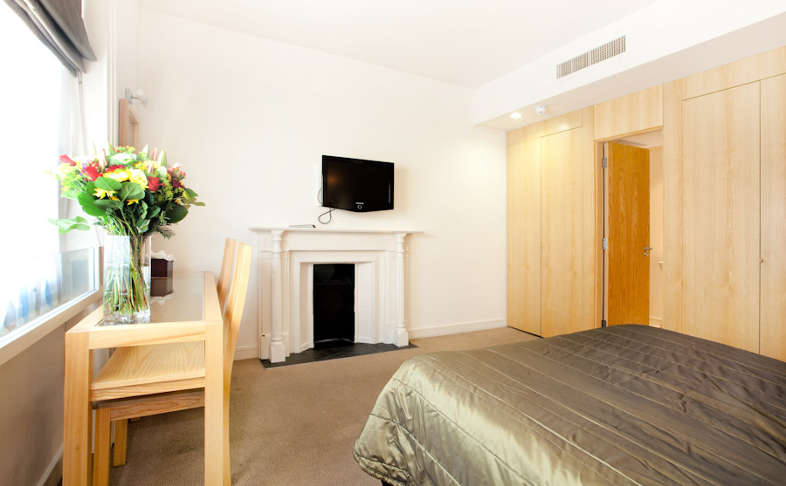 Executive Studio Suites in Central London