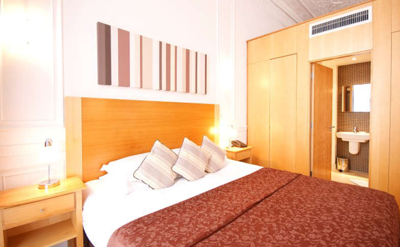 Luxury Studio Accommodation Central London
