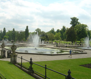 Hyde Park & Kensington Gardens Hotel